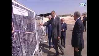 Строительства дорожно-транспортной инфраструктуры вокруг Бакинского Олимпийского стадиона(, 2014-07-24T17:05:58.000Z)