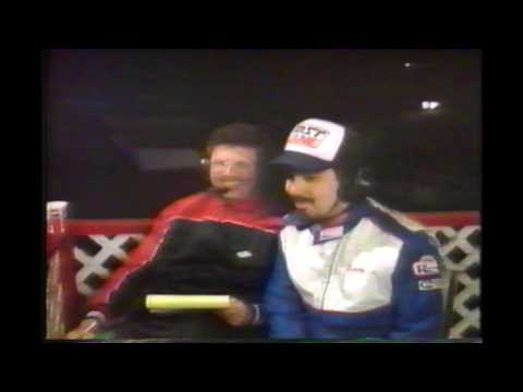Dixie Speedway 5/9/1992 Cadet Winner Interview!