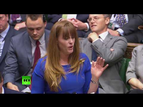 Tory MP Kelly Tolhurst: 'Labour only interested in playing party politics'