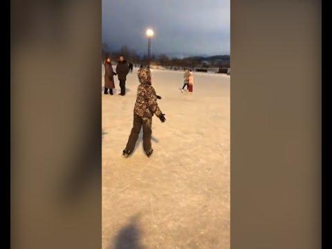 Метеорит в Хакасии