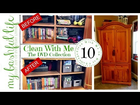 Clean With Me / The DVD Collection / Clean With Me 10 Day Challenge
