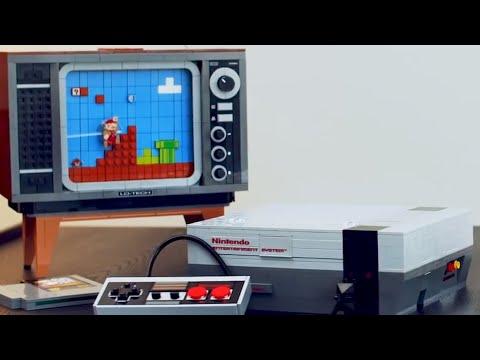 LEGO NES Trailer (FULL REVEAL)