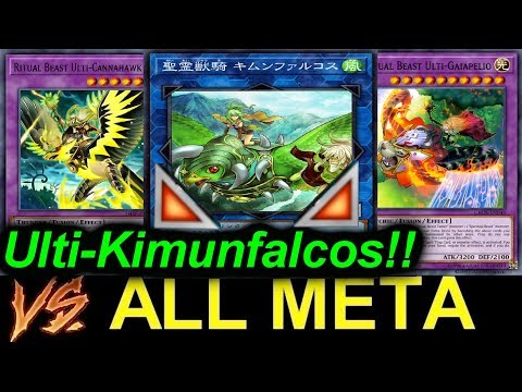 Kimunfalcos VS ALL META!! RB GOOD IN 2018??! (TESTING NEW SUPPORT)