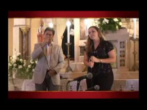 Tributo ao Cristo Rei - Canção The Prayer A Oração