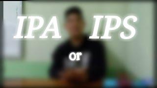 #Vlog 2. Pilih Jurusan IPA or IPS?