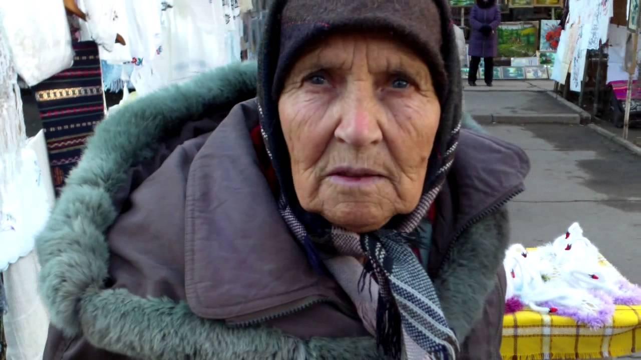 Era greu de trăit, dar nici acum nu e ușor. Bunica Nadia, 84 ani