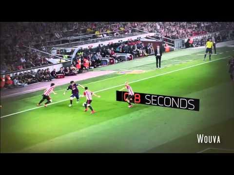 Lionel Messi Wonder Goal Copa del Rey Final - Analyzed (HD)
