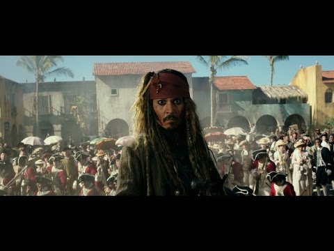 EXCLUSIVE Pirates of the Caribbean Dead Men Tell No Tales Trailer
