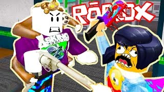 HOW TO GET AWAY WITH MURDER IN ROBLOX! - Roblox Murder Mystery 2 + Phantom Forces Funny Moments