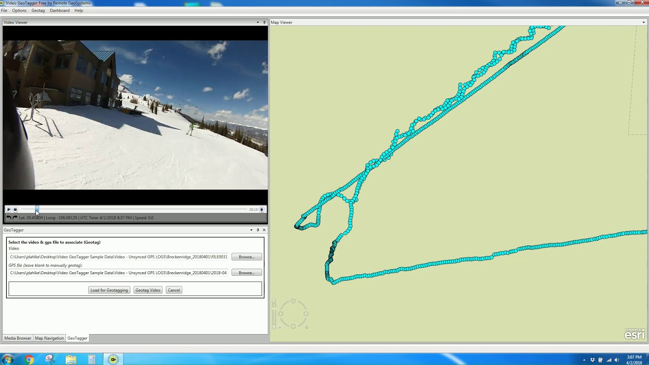 Video GeoTagger – The Easy Way to Geotag Video & Play Geo