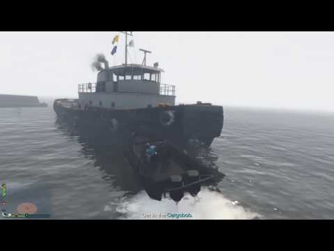 GTA 5 - Import/Export - Sourcing Car Offshore - Fort Zancudo