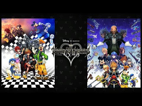 PS3|Kingdom Hearts; Re:Chain of Memories. Road to 10,000 views
