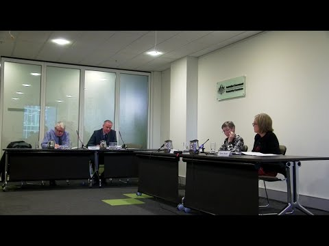 Public hearing (part 5) - Melbourne - Superannuation: Assessing Efficiency and Competitiveness