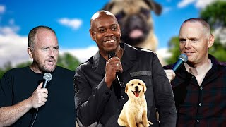 Comedians On DOGS