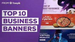 Top 10+ Business Banner Templates | Best Business Designs