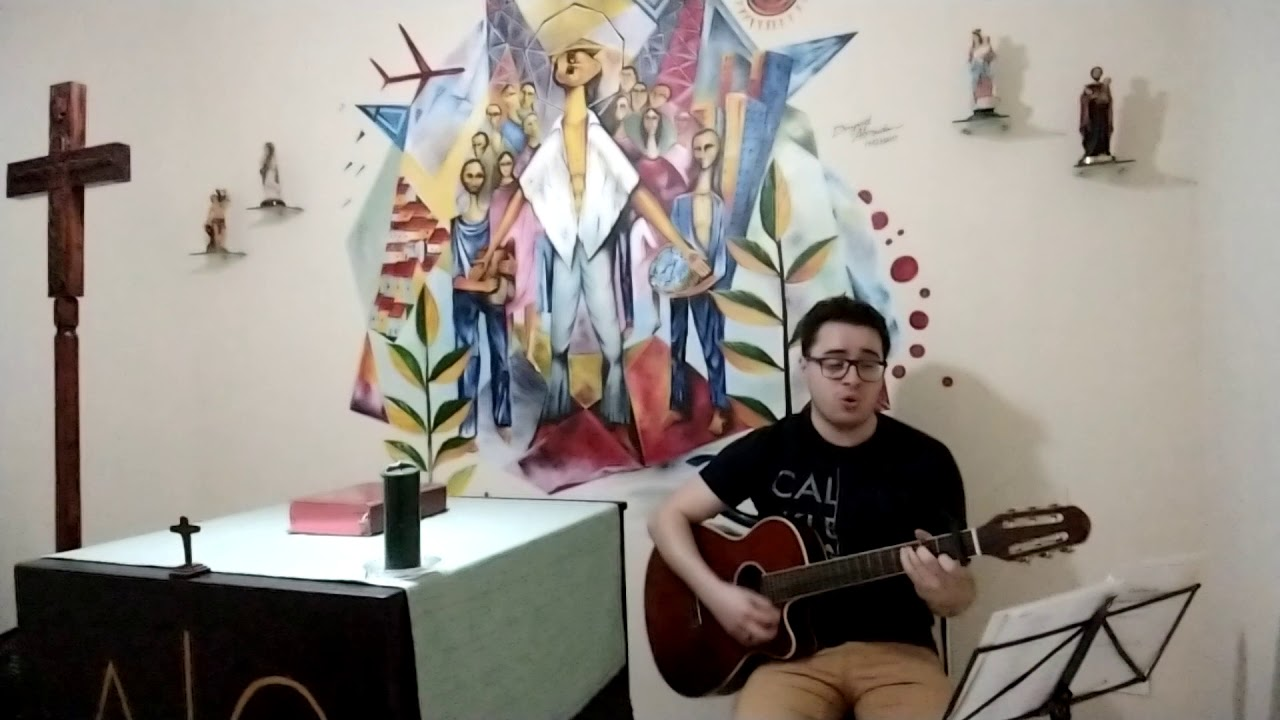 Tempo Comum (A/B/C): Vimos aqui, ó Senhor, pra cantar ...