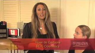 Inspiration Episode 8 Part  2- Rose de Carbone