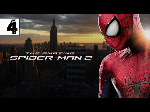 The Amazing Spider Man 2 Gameplay Walkthrough Part 4 - Shocker Boss (2014 Video Game)