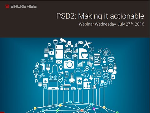 PSD2: Making it actionable