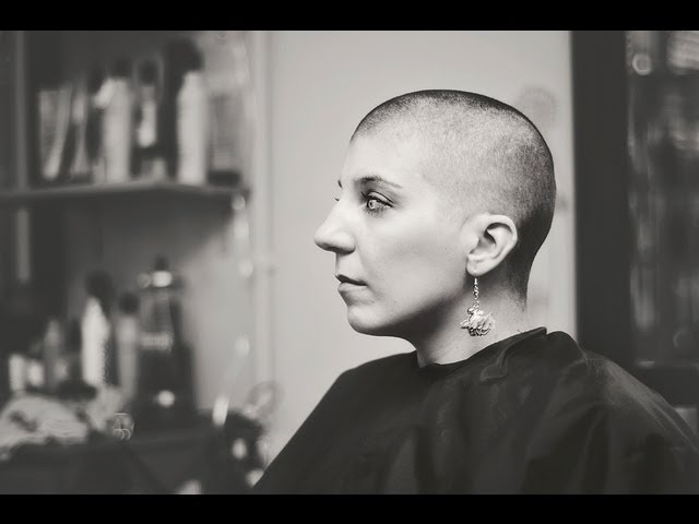 Losing My Hair to Chemo - Breast Cancer