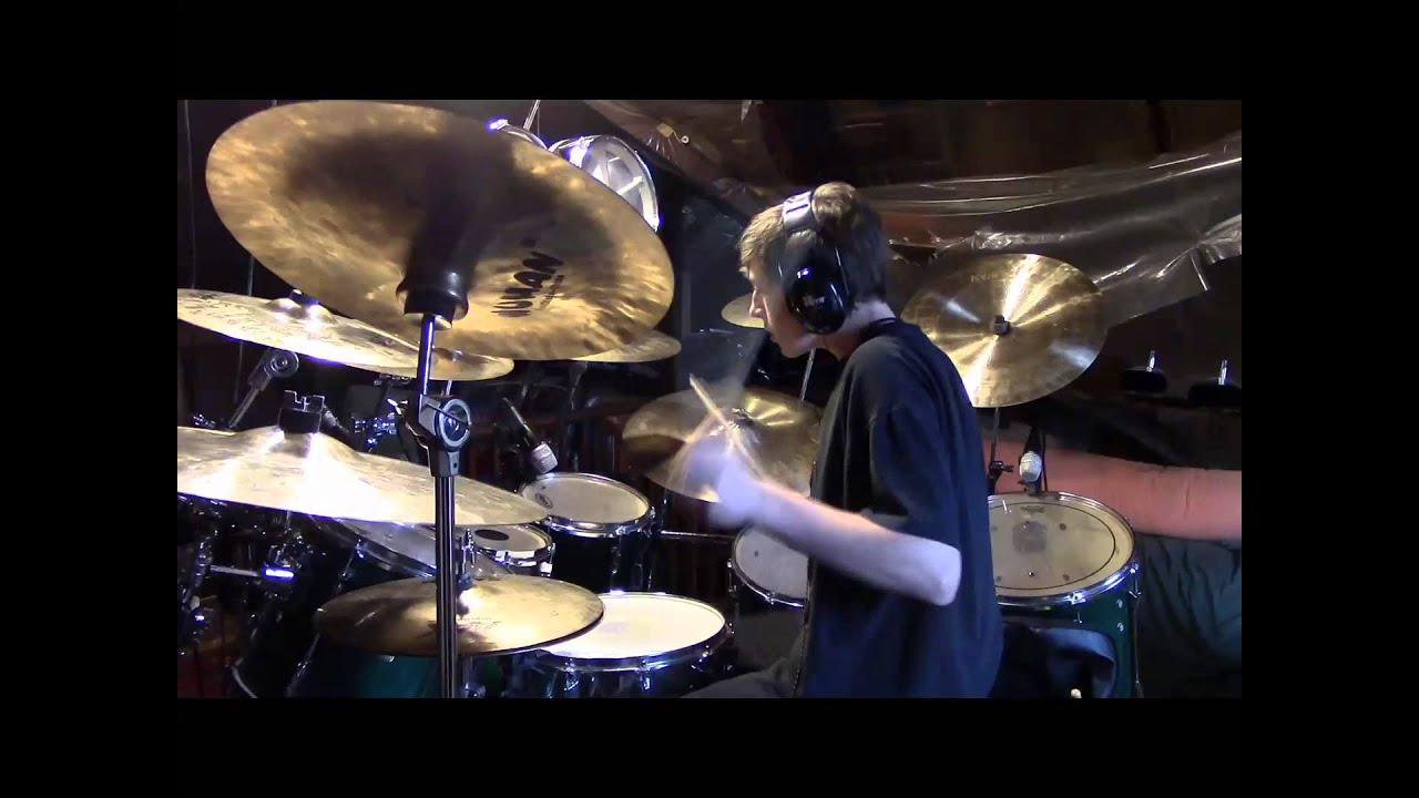 Dream Theater Looking Glass Drum Cover - Vincent Greeson