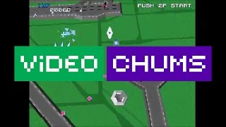 Xevious 3D/G Plus Gameplay | PS1 PS3 PSVita PSP