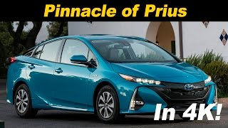 New Toyota Prius Plug-in-Hybrid Videos