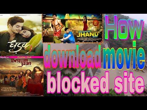 blocked movie sites in india
