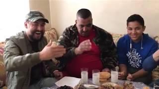 Simo Daher - نيبا ونبيل حمقو مول الفيرما داو ليمون أزيت أحولي🐑 وجههوم قاسح😁😁😁😁😁😁