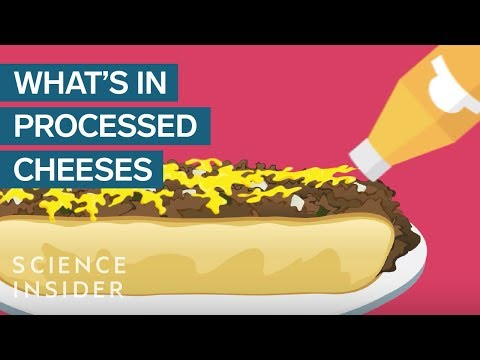What's Really Inside Kraft Singles And Other Processed Cheeses