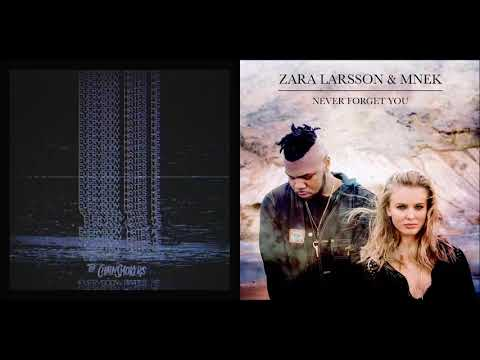 Never Forget Me - The Chainsmokers vs Zara Larsson (Mashup)