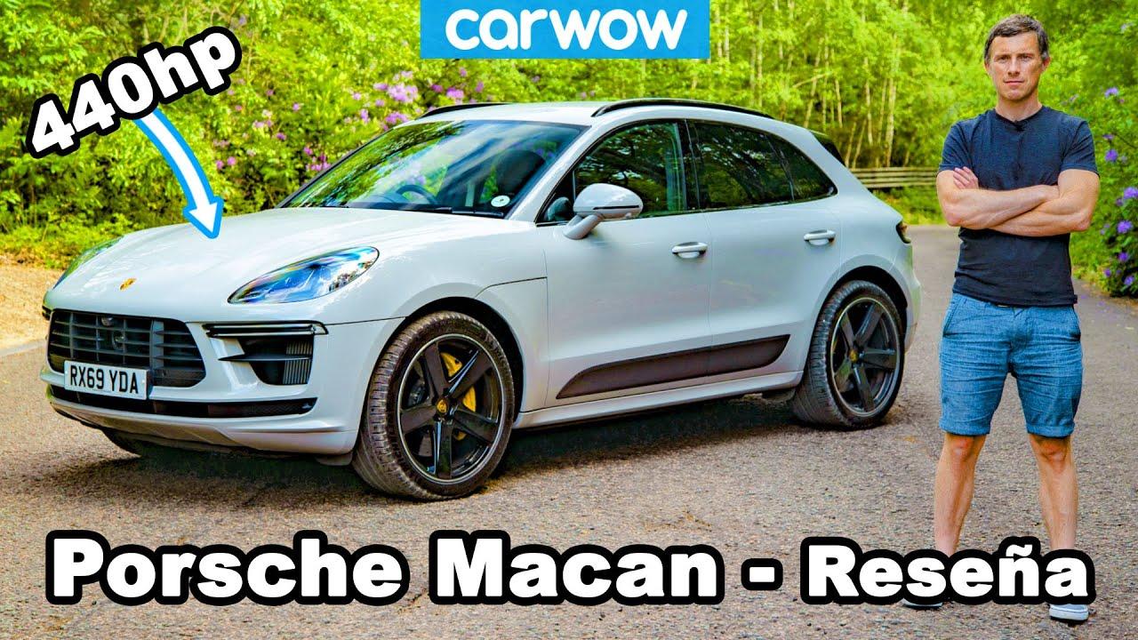 Porsche Macan Turbo reseña: ¡ve qué tan rápido es a los 100 km/h en realidad!