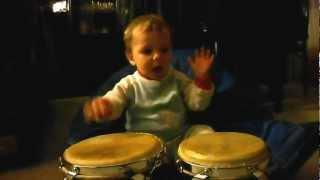 Percussion baby - Elián