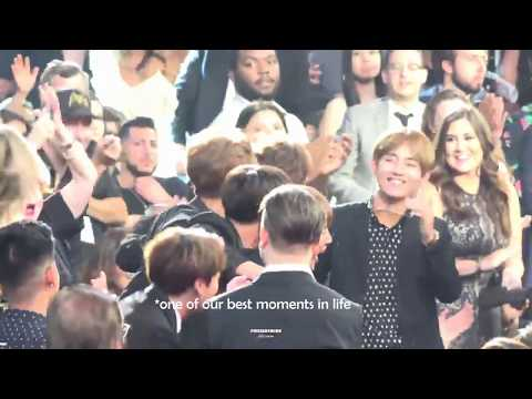 BTS ONE OF BEST MOMENT IN BBMAS
