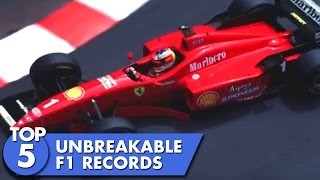 Top 5 Unbreakable F1 Records