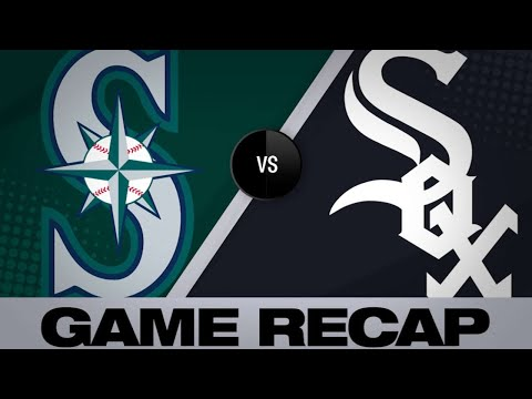 Moncada's clutch hit lifts White Sox to win - 4/5/19