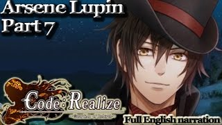 Code: Realize - Lupin Route Part 7 (full English narration)(PS Vita)