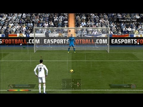 how to take penalty kicks in fifa 17