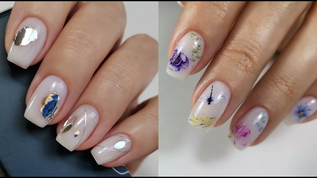 Manicure Nail Design ideas 💅 Маникюр Идеи Дизайна ногтей