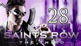Saints Row 3 the Third Walkthrough - Part 28 Nyte Blade