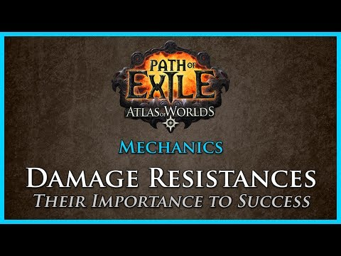 Path of Exile: Damage & Elemental Resistance Mechanics