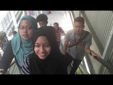 A day with public transport at Kuala Lumpur