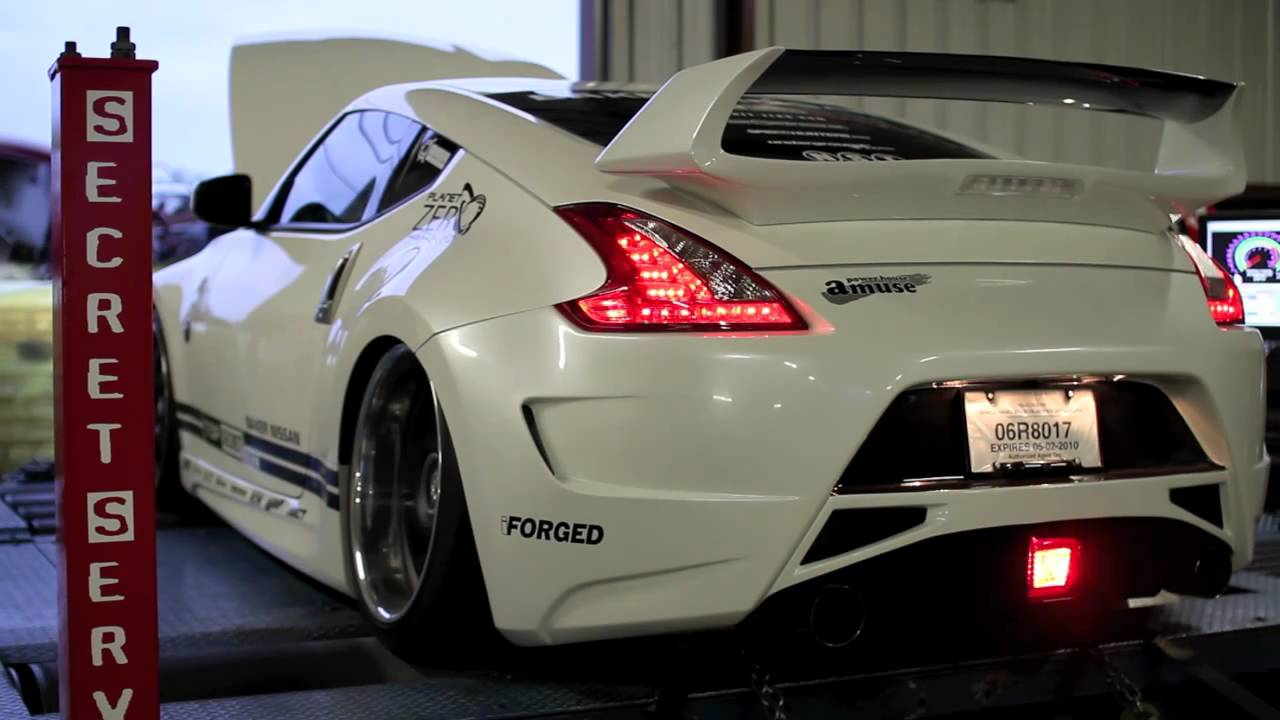 Amuse 370z Mp4 Youtube