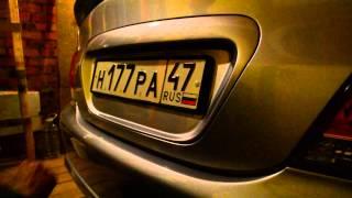 номер на магнитах Mitsubishi Lancer IX