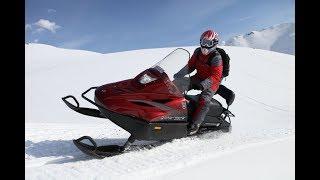 Тайга Варяг 550 v Купил БУ Снегоход .