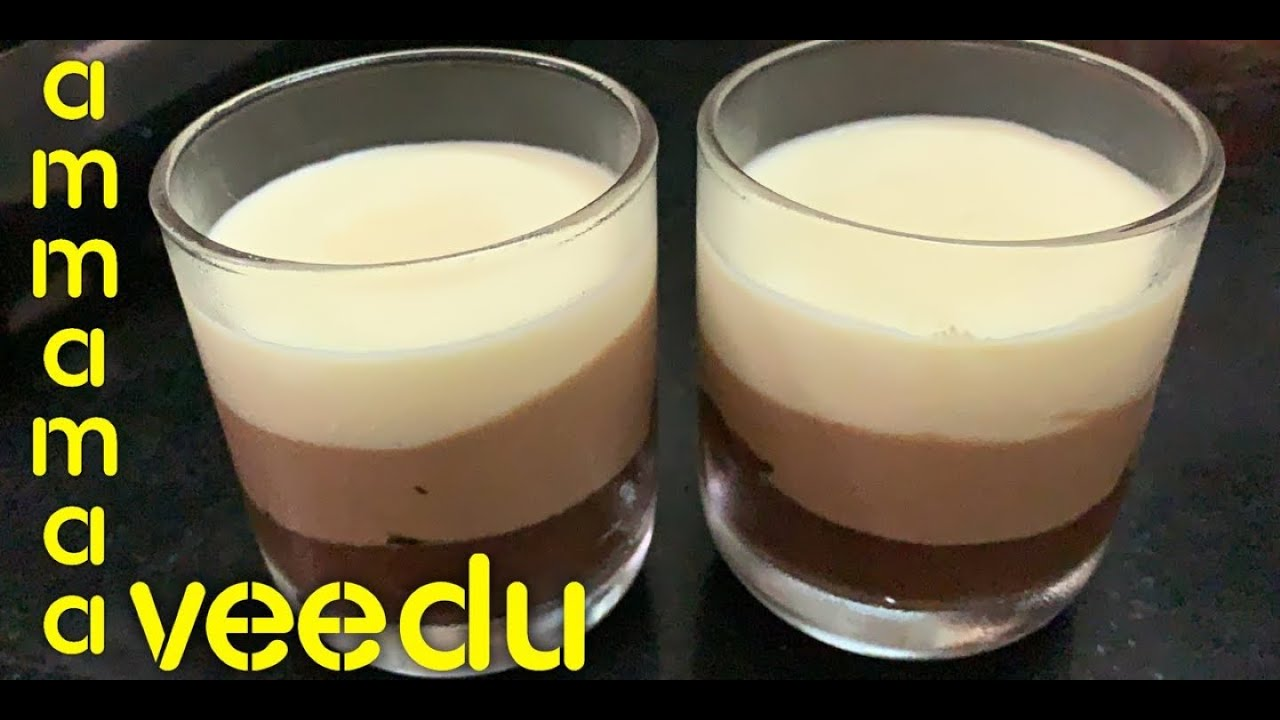 Chocolate Mousse Recipe in Tamil | Dessert Recipes in ...