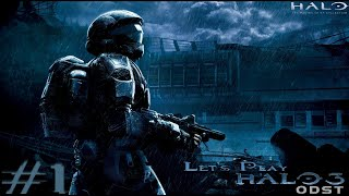Halo: The Master Chief Collection - Halo 3: ODST - Part 1 - Prepare to Drop