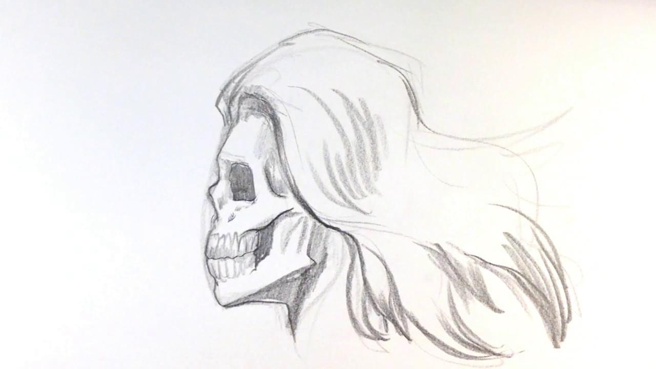 Long very hair drawings new photo