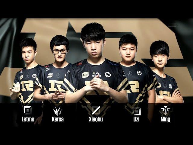 ?LPL?????8? IG vs RNG #1