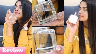 ZARA PERFUMES REVIEW | Best Winter Fragrance | Sana K